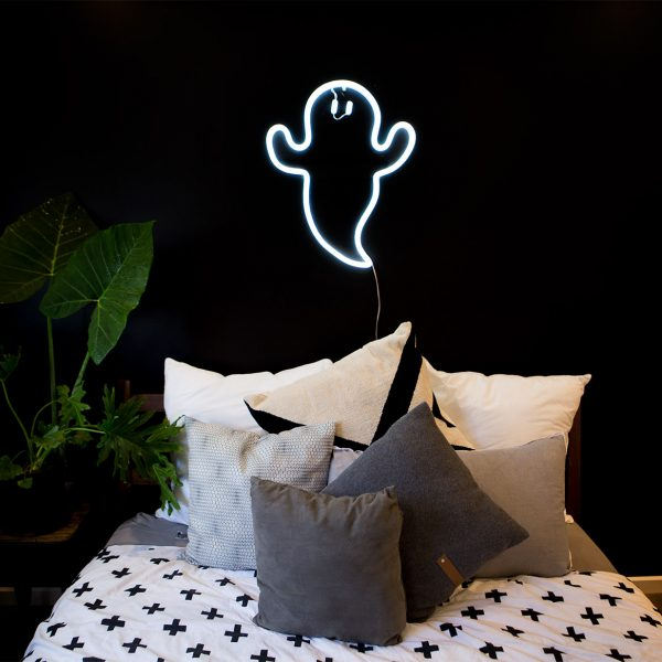 LED Neon Sign for home ghost